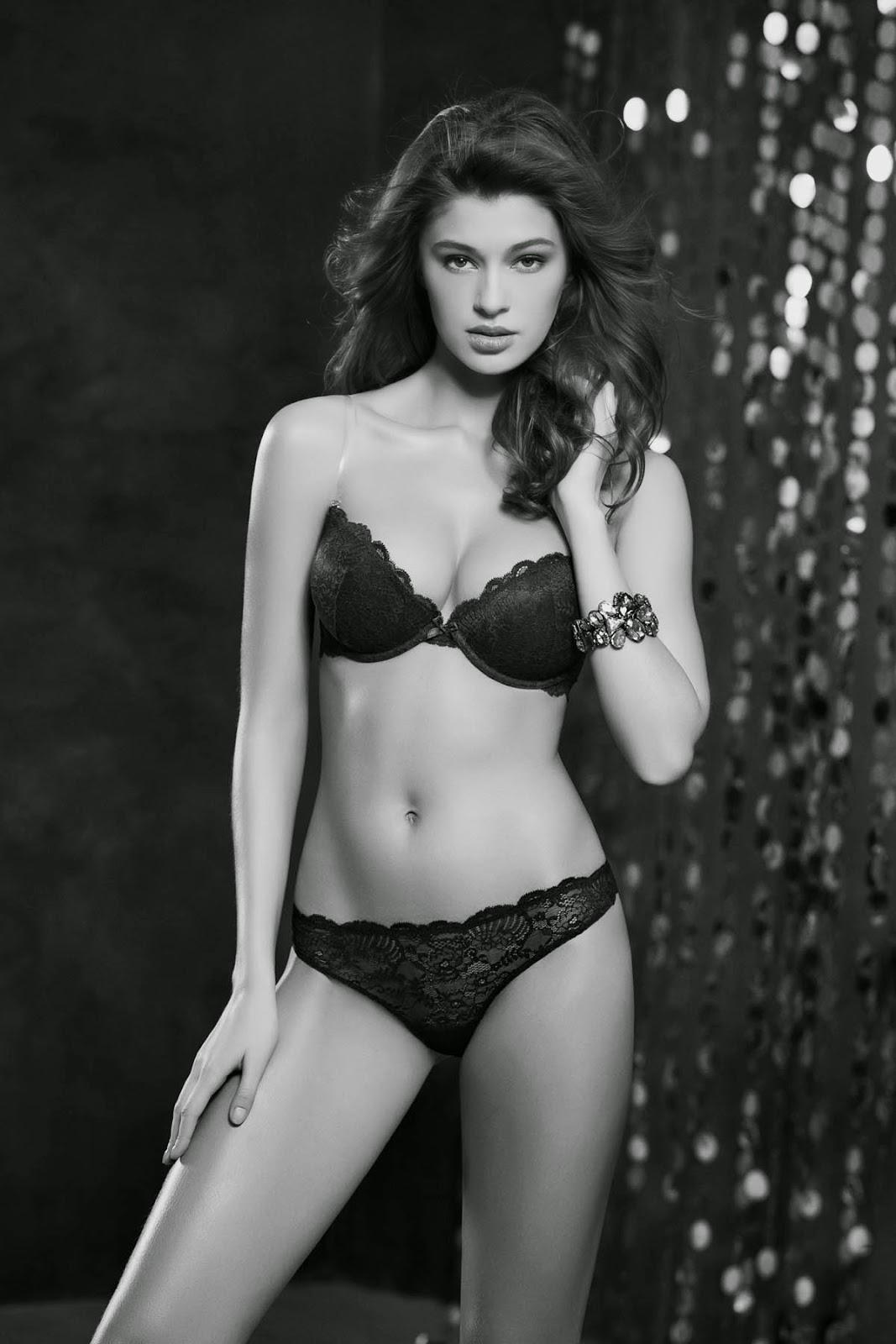 Model Photos: Incanto Lingerie 2014
