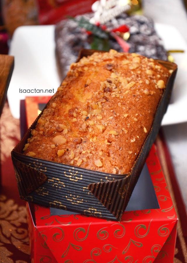 Salted Caramel Tea Cake - RM16.90