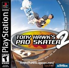 Free Download Games tony hawk pro skater II PSX ISO Untuk KOmputer Full Version ZGASPC