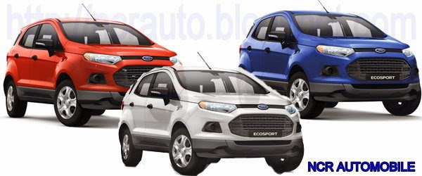 new car releases 20142014 Ford Ecosport All Type New Car Release  NCR AUTOMOBILE