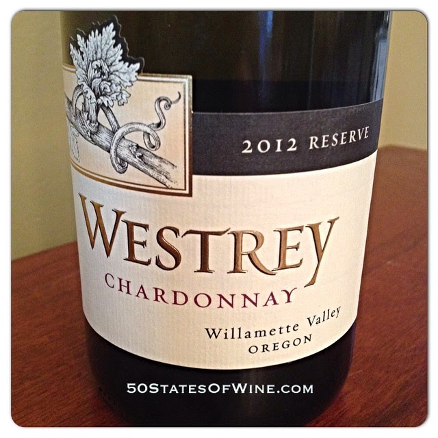 Westrey 2012 Willamette Valley Chardonnay