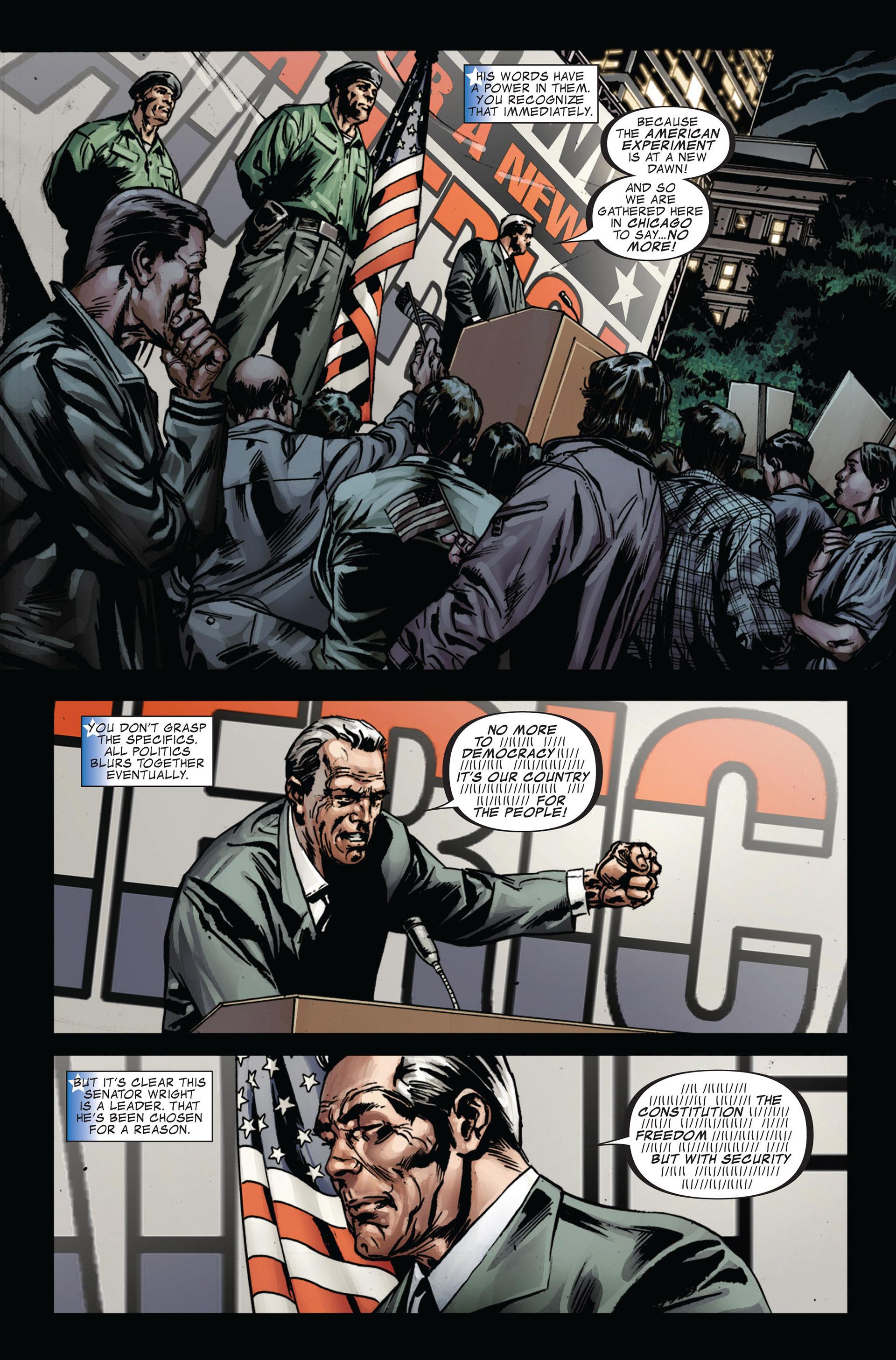 Captain America (2005) Issue #39 #39 - English 3