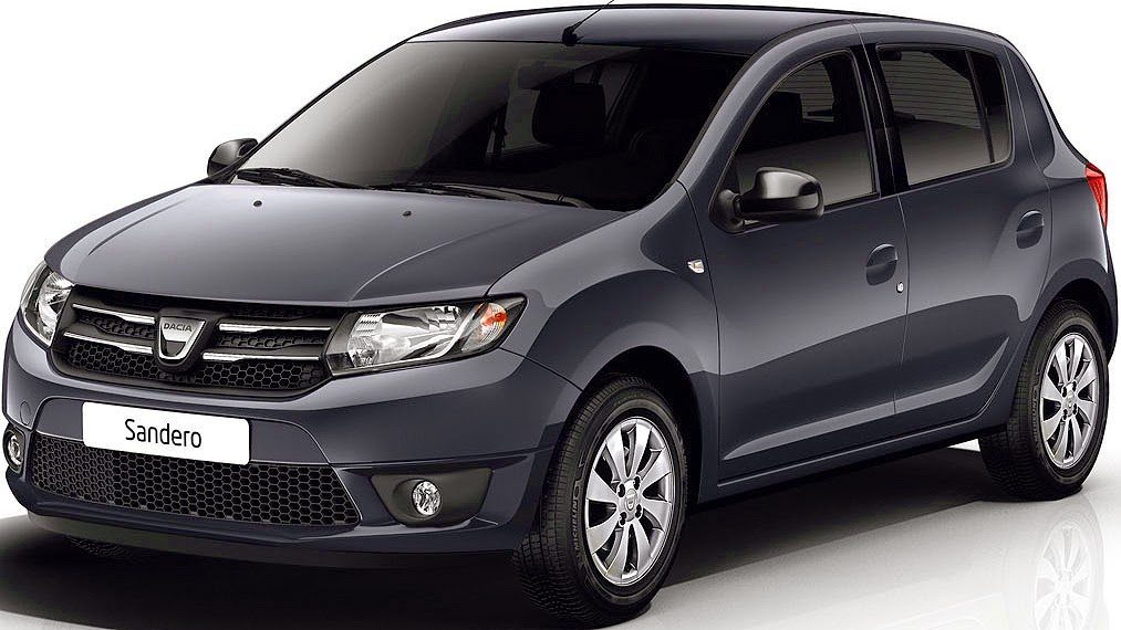 dacia sandero black touch edition 2014 aro 15 75 cv 90 cv carwp. Black Bedroom Furniture Sets. Home Design Ideas