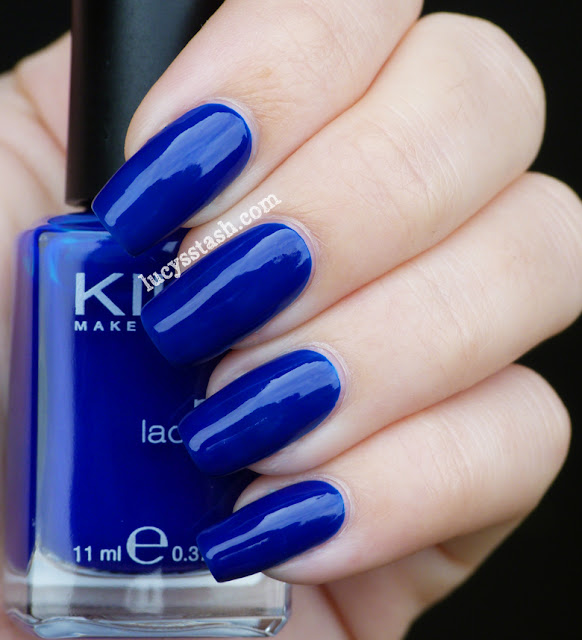 Lucy's Stash - KIKO 335 Review and swatches