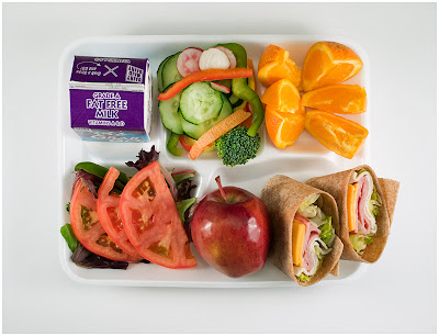 cafeteria lunches Updated states are reporting that some of their schools are dropping out of the healthier school-lunch program because they can't afford to participate.