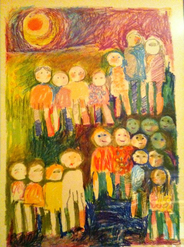 Retro School Themed Nursery: Mood Board | Design Improvised