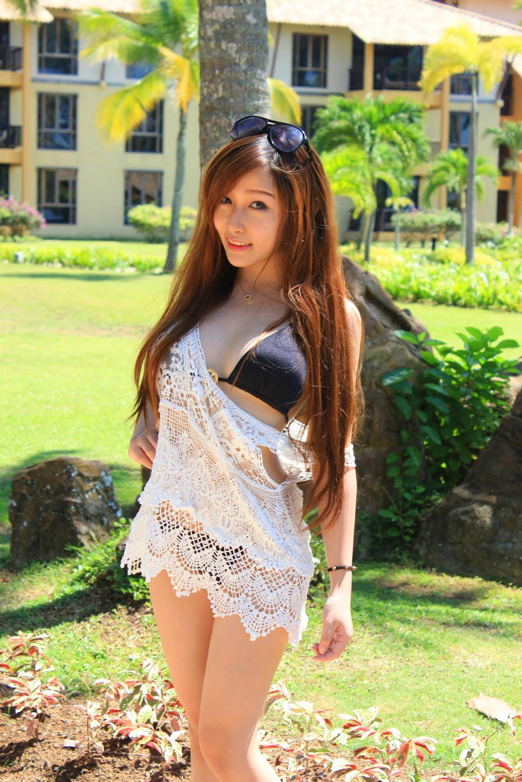 Full face of Vania ayu Indo Girls Pic 3 of 35