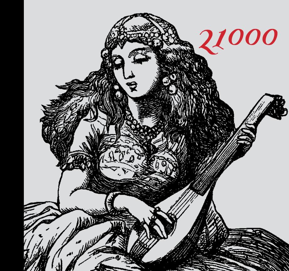 21000 Princesas