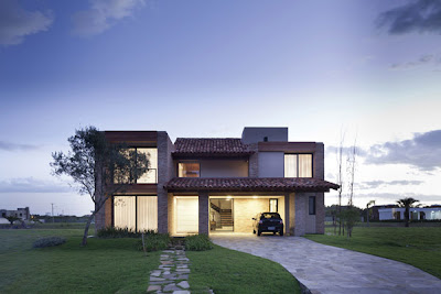 contemporary architecture - modern residence design