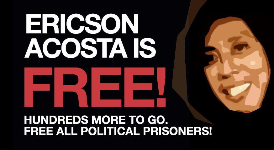 Free Ericson Acosta