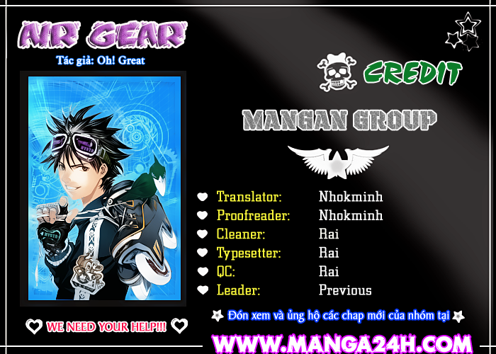 air gear Chap 206