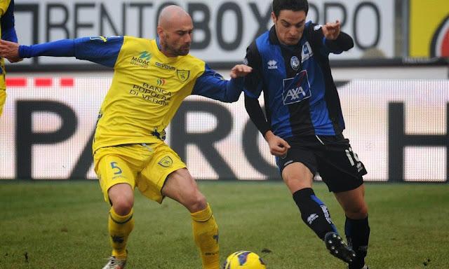 Dự đoán kèo thơm Chievo vs Atalanta
