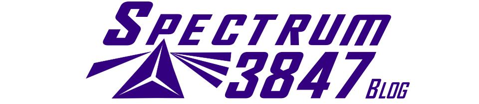 Spectrum 3847 Blog