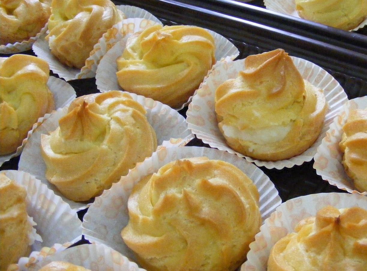 Cara Membuat Kue Sus | Kue sus juga termasuk kue basah atau jajanan ...