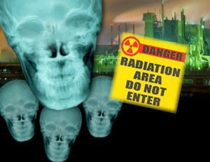 Radiation In the Environment Has Increased Since Nuclear Testing In 1945