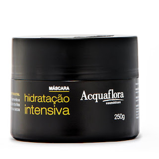 mascara hidratacao acquaflora