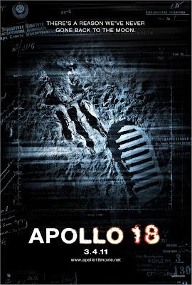 Apollo 18 2011 Movie Poster