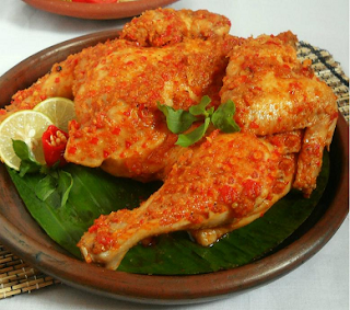 Resep Pelecing Ayam