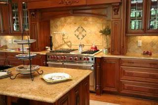 tuscan kitchen cabinets 1