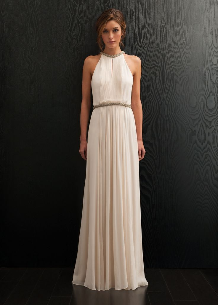 Always dolled up 5 quick tips for wearing a high neckline for High neck wedding dresses