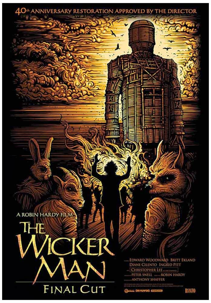 The Wicker Man - The Final Cut