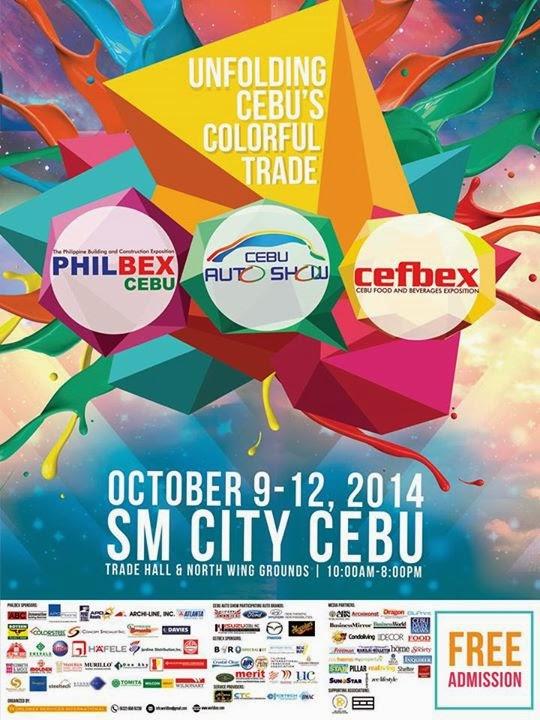 Philbex-CebuAutoShow-Cefbex-2014-SM-Cebu