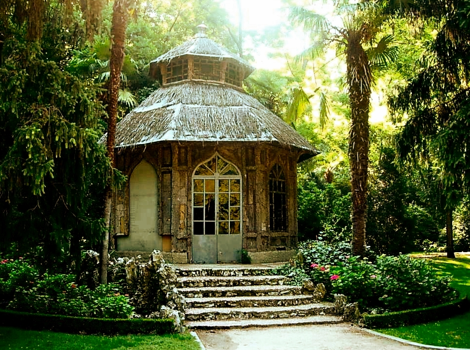 Blog de vicente el parque del campo del moro for Jardines del moro