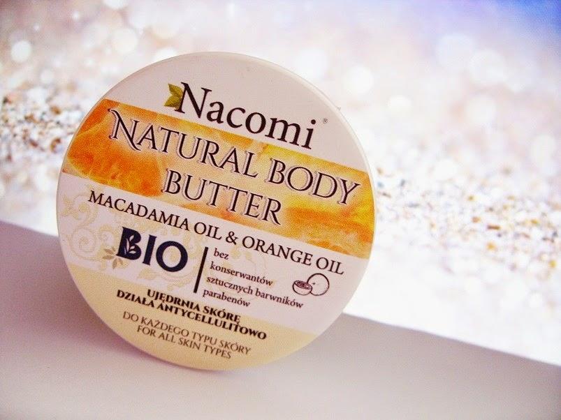 Recenzja: Naturalny balsam do ciała z masłem shea, Nacomi