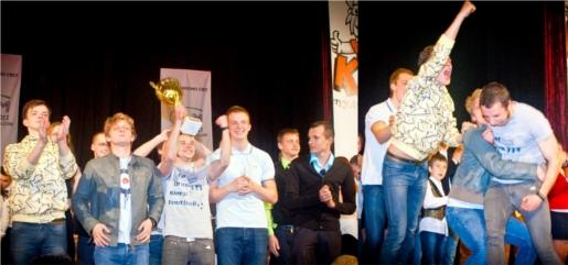 Результат фіналу Студентської Ліги Львова 2012 + РЕПОРТАЖ