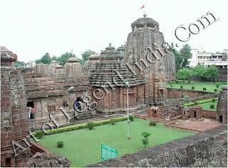 Lingaraj Temple