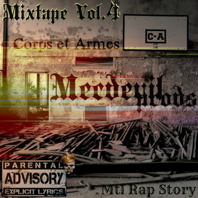 Corps&Armes - Mixtape Vol.4 (2015)