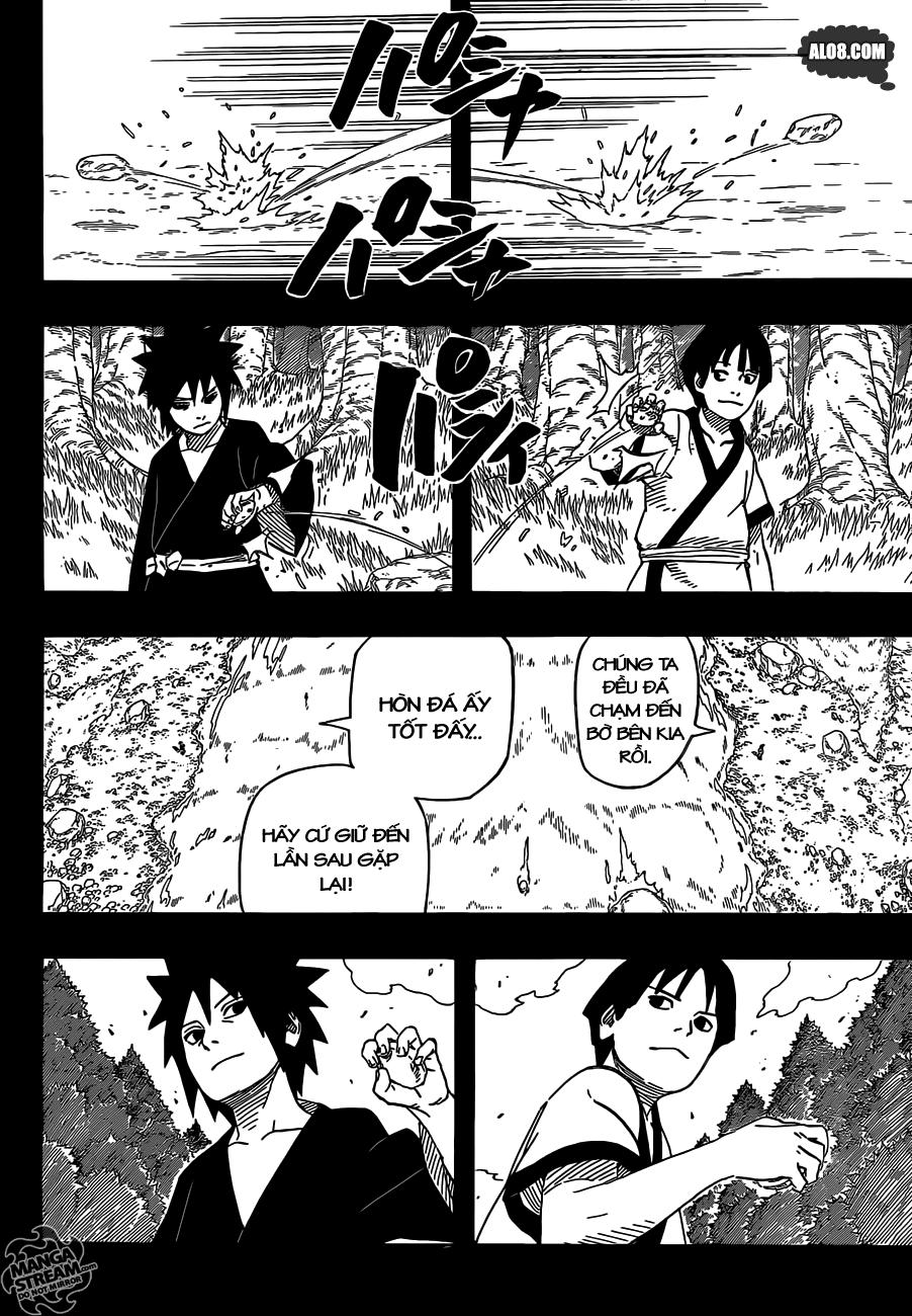 Naruto chap 623 Trang 10 - Mangak.info