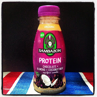 Sambazon Protein Superfood Smoothie