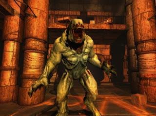 Screenshot DOOM 3 PC Game