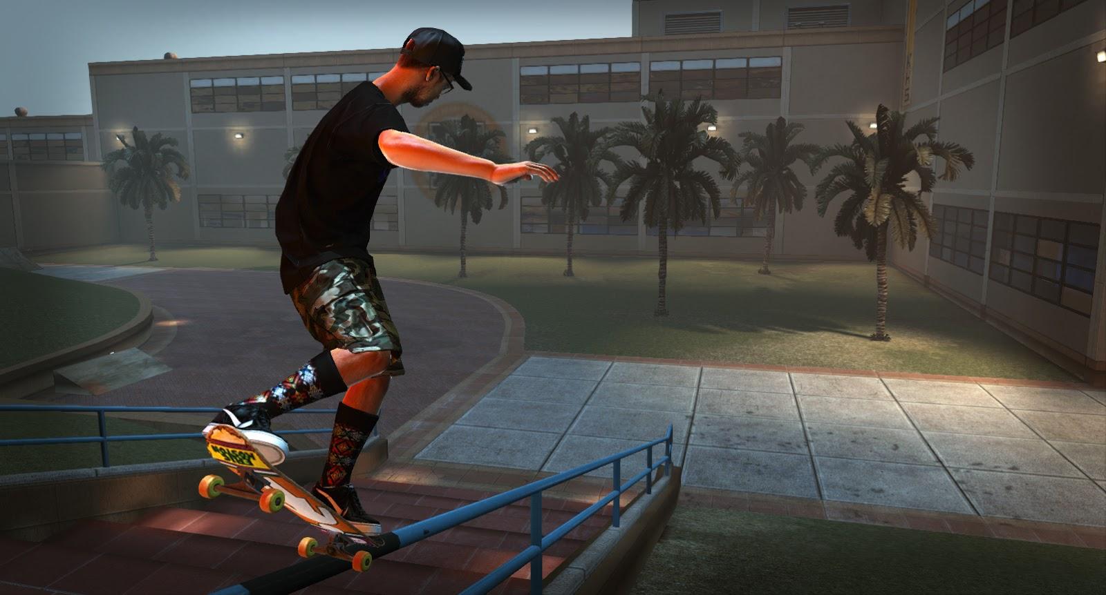 Tony Hawk's Pro Skater HD Single Link Indowebster