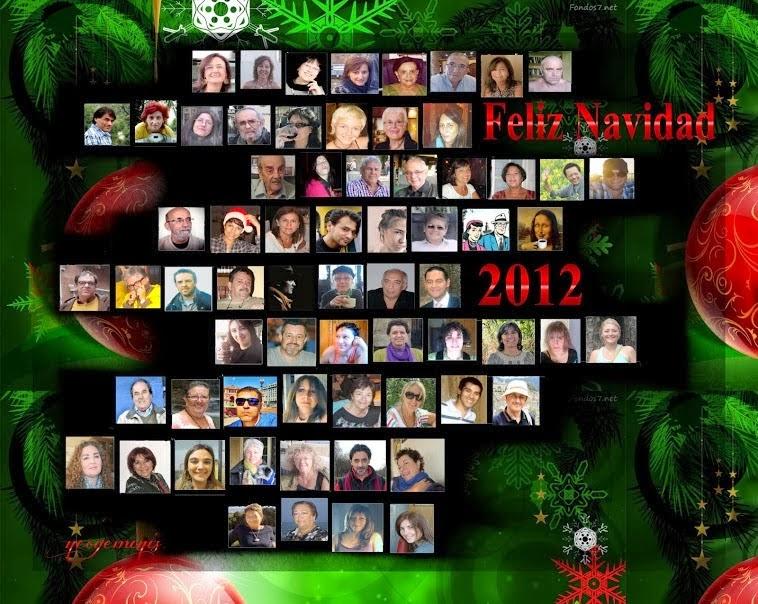 Navidad juevera año 2012, gracias Neogeminis.