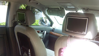 Modifikasi Interior Chevrolet Captiva