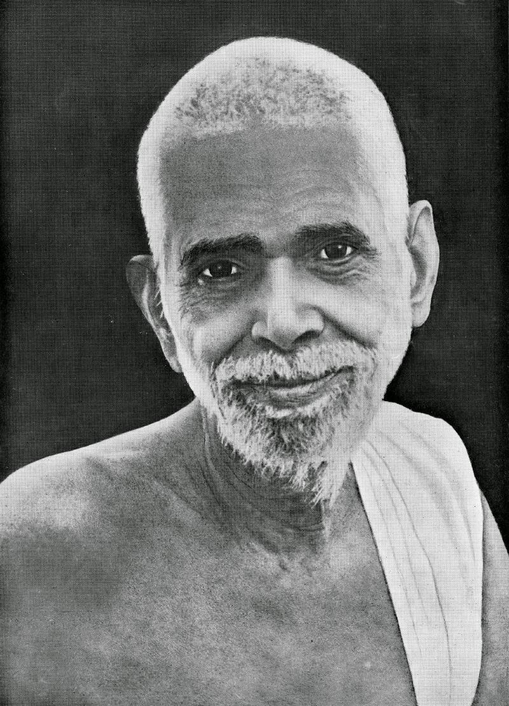 バガヴァーン・ラマナ・マハルシ