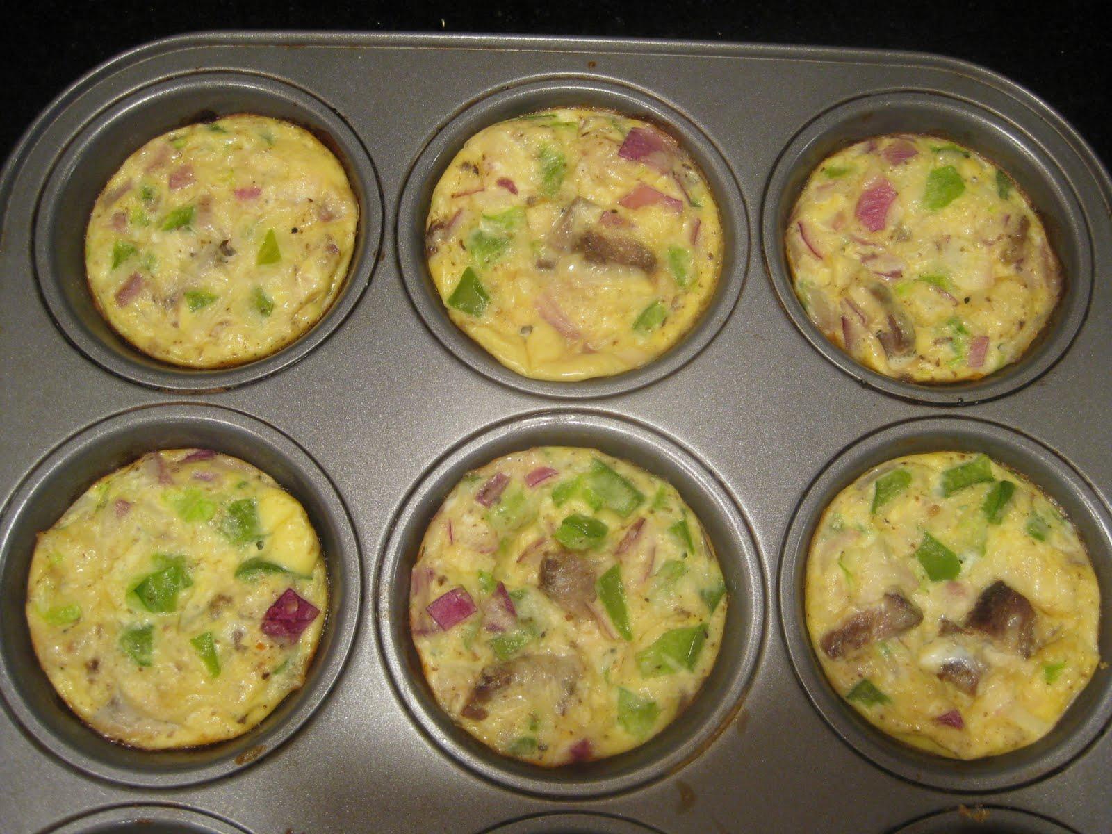 Broccoli And Cheese Mini Egg Omelets Recipes — Dishmaps