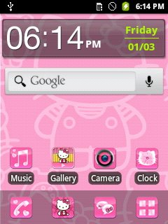 ROM] Hello Kitty Themed stock Rom for Samsung Galaxy Y