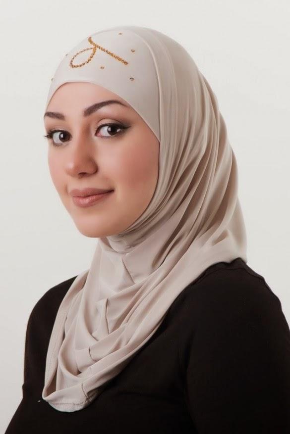 Latest Hijab Design For Muslim Girls ~ Noor Fashion House 360