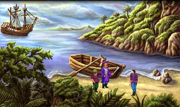 Download Free Adventure Games for PC - King's Quest III Redux