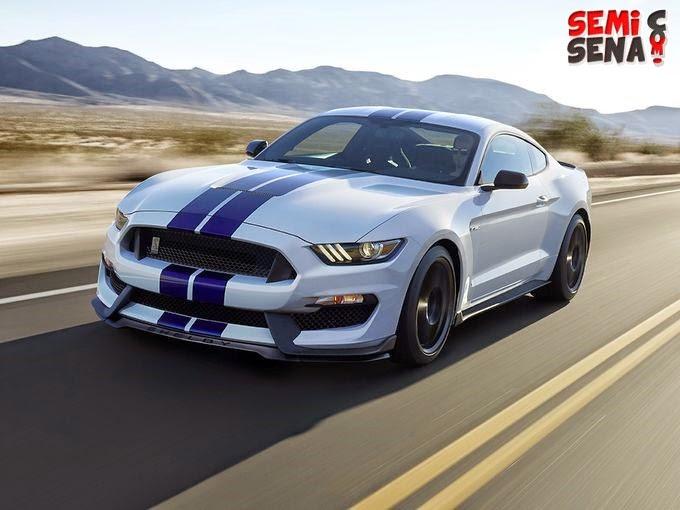 Shelby-Mustang GT350R-Muscle-Car-True