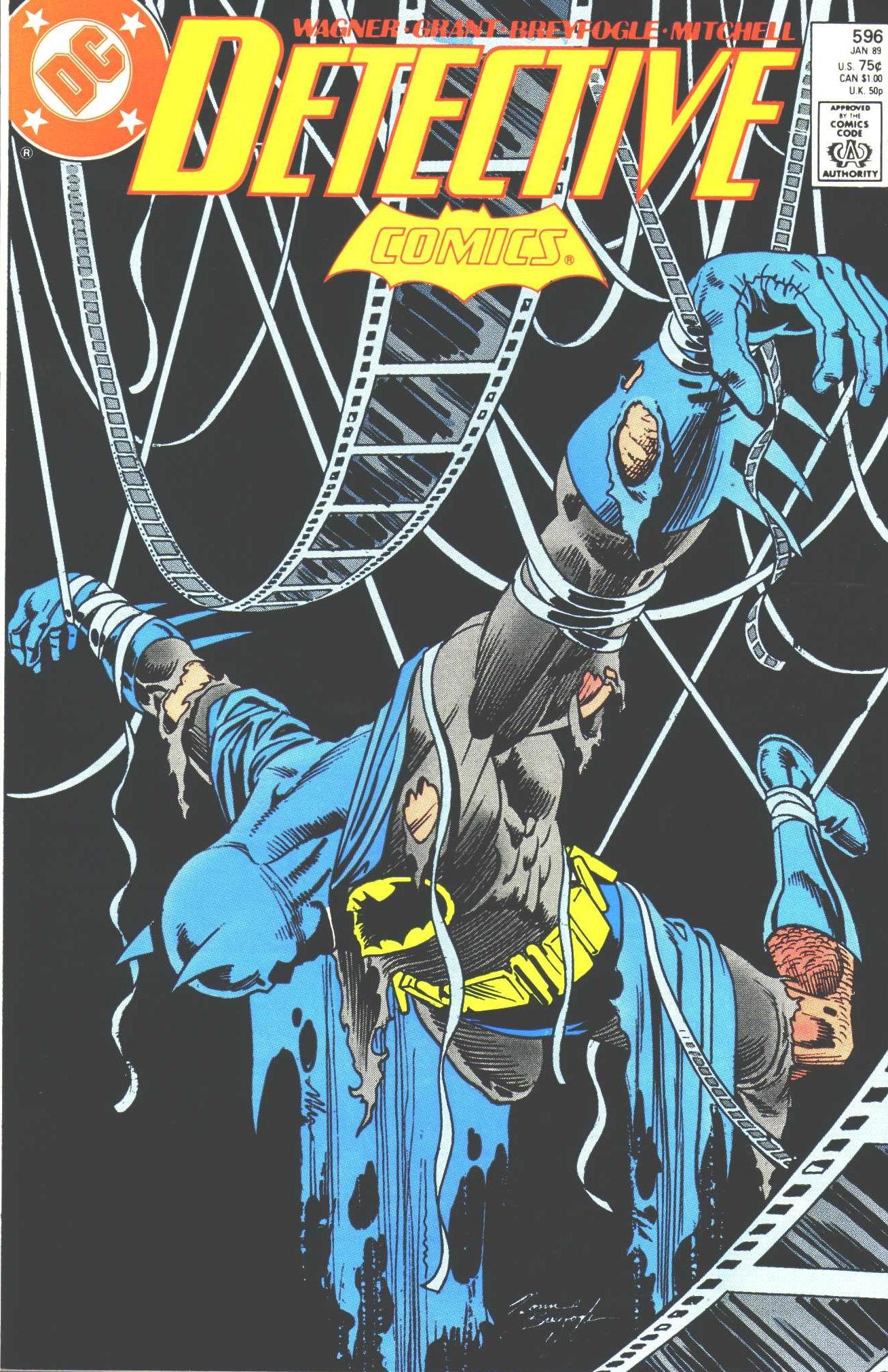 Detective Comics (1937) 596 Page 1