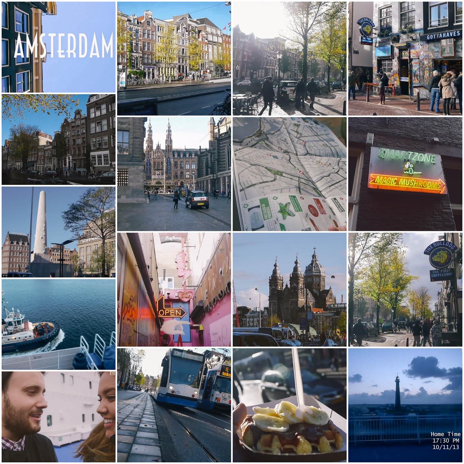 Amsterdam Travel Trip Tips