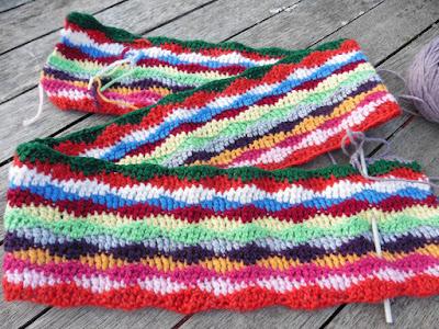Stitchingfarmgirl A Nosew Weekend Impressive Lazy Wave Crochet Pattern