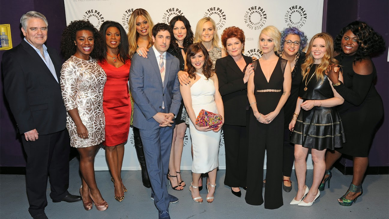 orange is the new black writer dating cast member Orange is the new black writer lauren morelli is divorcing her husband months after coming out as gay,  she is now dating orange cast member samira wiley,.