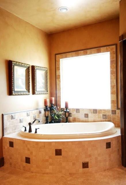 TUSCAN STYLE BATH TUB
