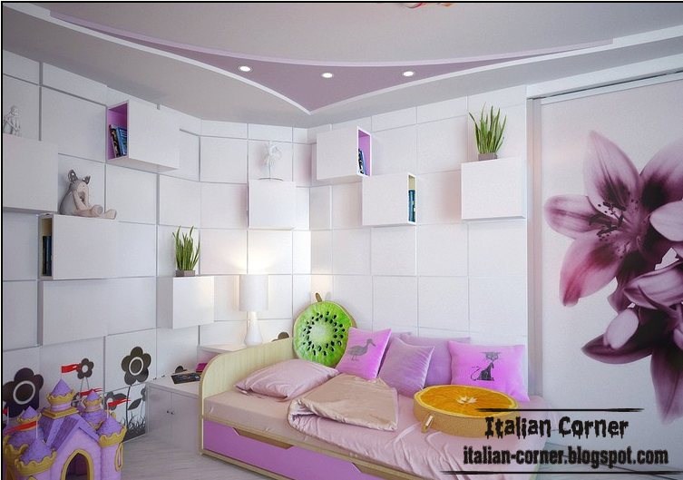 Girls Bedroom Designs 2013 italian girls bedroom ideas 2013 purple - italian girls room