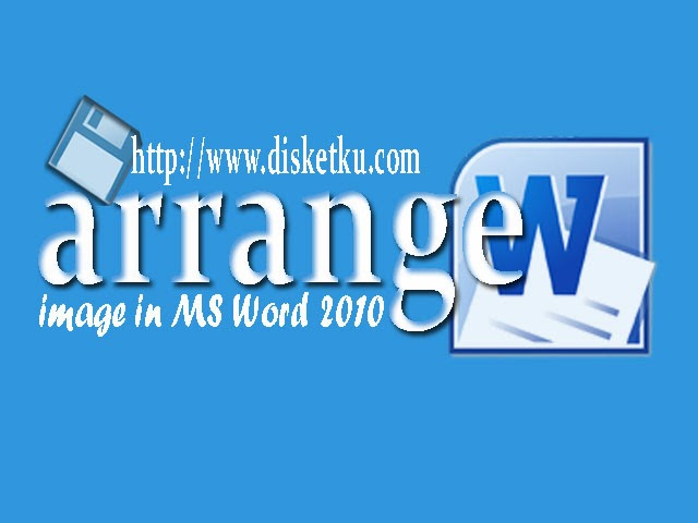 menu arrange ms word